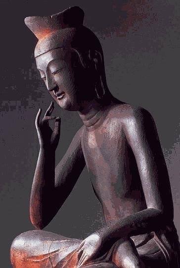 blg-京都広隆寺 弥勒菩薩.jpg